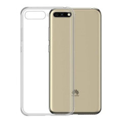 This official Huawei protective case for the Huawei Y6 2018 offers excellent protection while maintaining your device's sleek, elegant lines. Don't hide away the beautiful appearance of your new Y6 2018 with this well-fitted transparent case.