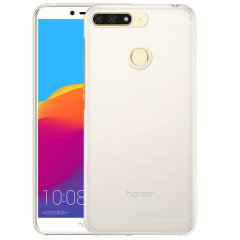This official Huawei protective case for the Huawei Honor 7A offers excellent protection while maintaining your device's sleek, elegant lines. Don't hide away the beautiful appearance of your new Honor 7A with this well-fitted transparent case.