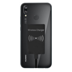 Enable wireless charging for your Huawei P20 Lite without having to modify your phone or use a specialist case with this Qi Wireless Charging Adapter from Choetech.