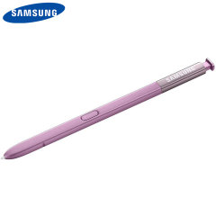 Made to compliment your Galaxy Note 9 perfectly, this official replacement Stylus in violet from Samsung allows you to get down to business with precise control and accuracy.