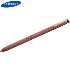 Made to compliment your Galaxy Note 9 perfectly, this official replacement Stylus in brown from Samsung allows you to get down to business with precise control and accuracy.