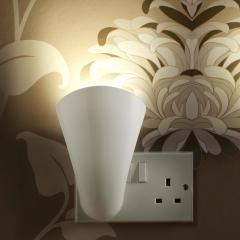 AGL Plug Socket Uplighting GU10 Wash Lamp