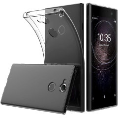 Custom moulded for the Sony Xperia XA2 Plus, this clear Olixar Ultra Thin case provides slim fitting and durable protection against damage.