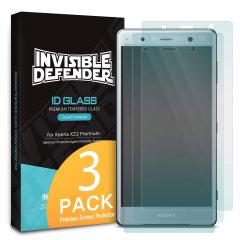 Protección para la pantalla del Sony Xperia XZ2 Premium. Fabricado con cristal templado de excelente calidad, le ayudará a mantener intacta la pantalla de su smartphone.