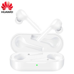 Go fully wireless and leave the annoying cables behind with the Official Huawei FreeBuds earphones. Providing superior sound quality and Auto Wearing Detection, the FreeBuds come complete with a charging and carry case.