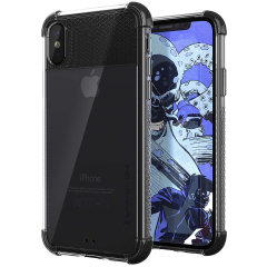 The Covert 2 protective bumper case in black from Ghostek provides your iPhone XS Max with fantastic protection, whilst highlighting its superb design. Reinforced corners and provide extra drop protection for such a slim case.
