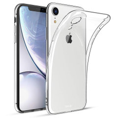 This ultra-thin 100% transparent gel case from Olixar provides a very slim fitting design, which adds no additional bulk to your iPhone XR. Offering durable protection against damage, while revealing the beauty of your phone from within.
