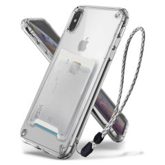 Ringke Fusion 3-in-1 iPhone XS Max Kit Case - Clear