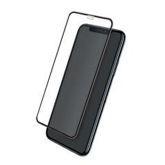 Découvrez le summum de la protection d'écran en verre trempé pour le iPhone XR. Le verre trempé Eiger 3D Glass est fabriqué à partir d'un verre de qualité supérieur et est doté d'une bordure arrondie parfaitement ajustée à votre smartphone. Par ailleurs, ce verre trempé est doté d'un revêtement anti-bris de glace.