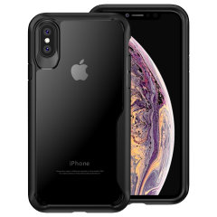 Perfect for iPhone XS owners looking to provide exquisite protection that won't compromise Apple iPhone XS Max's sleek design, the NovaShield from Olixar combines the perfect level of protection in a sleek and clear bumper package.