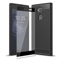 Si está buscando una excelente protección para el Sony Xperia XA2 Plus la Olixar Sentinel protegerá su smartphone al completo. Además de incluir una robusta y elegante funda protectora, también incluye en el mismo paquete un protector de pantalla para que pueda proteger al 100% su dispositivo móvil.
