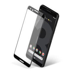 Protégez l'écran de votre Google Pixel 3 à l'aide de la protection d'écran en verre trempé Olixar Full Cover. Une fois appliquée, elle offre une protection robuste à l'écran de votre smartphone, une transparence totale et une sensibilité tactile optimale. Ce verre trempé est doté d'un cadre en coloris noir.