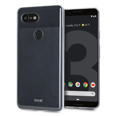 Custom moulded for the Google Pixel 3, this clear Olixar Ultra Thin case provides slim fitting and durable protection against damage.