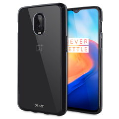 Custom moulded for the OnePlus 6T, this black Olixar ExoShield tough case provides a slim fitting, stylish design and reinforced corner protection against shock damage, keeping your device looking great at all times.