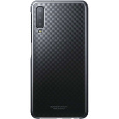 Protect your Samsung Galaxy A7 2018 with this Official Gradation case in black. Stylish and protective, this case is the perfect accessory for your Galaxy A7 2018.