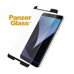 Introducing the premium range PanzerGlass glass screen protector in black. Designed to be shock and scratch resistant, PanzerGlass offers the ultimate protection, while also matching the colour of your stunning Google Pixel 3.