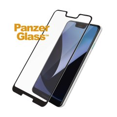 Introducing the premium range PanzerGlass glass screen protector in black. Designed to be shock and scratch resistant, PanzerGlass offers the ultimate protection, while also matching the colour of your stunning Google Pixel 3 XL.