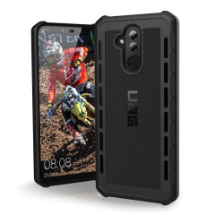 The Urban Armour Gear Outback for the Huawei Mate 20 Lite features a protective TPU case in black with cleverly conceived anti-skid pads and a  lightweight but rugged frame - all in one sleek protective package.