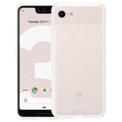 This 100% clear slim tough shell case made of poly-carbonate and TPU provides durable protection for your Google Pixel 3 XL, while maintaining its slender profile. Adding virtually no extra bulk & ultra protective the Kivik is perfect for everyday use.