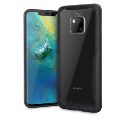 De NovaShield van Olixar is perfect voor Huawei Mate 20 Pro-bezitters op zoek naar voortreffelijke bescherming die het elegante ontwerp van de smartphone niet schaadt, en combineert het perfecte beschermingsniveau in een slank en helder bumperpakket.