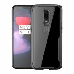 Perfect for OnePlus 6T owners looking to provide exquisite protection that won't compromise the OnePlus 6T's sleek design, the NovaShield from Olixar combines the perfect level of protection in a sleek and clear bumper package.