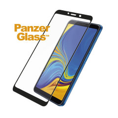 Introducing the premium range PanzerGlass glass screen protector. Designed to be shock and scratch resistant, PanzerGlass offers the ultimate protection for your stunning Samsung Galaxy A9 2018.