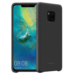 This official Huawei Silicone case in black for the Mate 20 Pro offers excellent protection while maintaining your device's sleek, elegant lines. As an official product it is designed specifically for the Mate 20 Pro & allows full access to all features.
