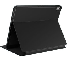 The Speck Presidio is the evolution of the popular CandyShell case. A rugged black case made from two protective layers for the iPad Pro 12.9. Features enhanced drop protection, 100% clear finish and reduced bulk.