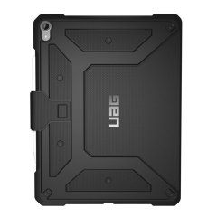 Equip your iPad 12.9 with extreme, military-grade protection with the Metropolis 3rd generation Flip case in black from UAG. Impact and water resistant, this is the ideal way of protecting your iPad.