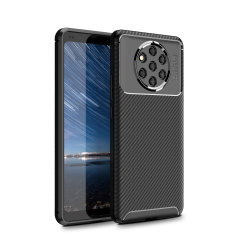 Olixar Carbon Fibre case is a perfect choice for those who need both the looks and protection! A flexible TPU material is paired with an eye-catching carbon print to make sure your Nokia 9 Pureview is well-protected and looks good in any setting.