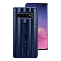 Detta officiella Samsung skalet är det perfekta tillbehöret för din Samsung Galaxy S10 Plus.