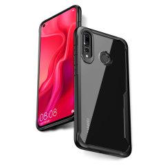 Parfaite pour les possesseurs d'un Huawei Nova 4 qui souhaitent protéger leur précieux smartphone sans compromettre son design et son élégance, la coque Olixar NovaShield en coloris noir et transparent offre un haut niveau de protection tout en s'ajustant à la perfection à celui-ci.