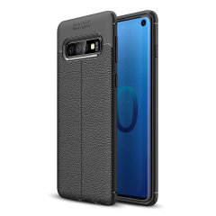 For a touch of premium, minimalist class, look no further than the Attache case for the Samsung Galaxy S10 from Olixar. Lending flexible, durable protection to your device with a smooth, textured leather-style finish, this case is the last word is style.