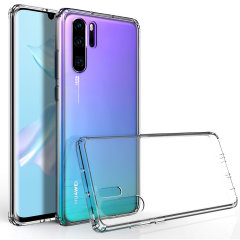 Custom moulded for the Huawei P30 Pro, this crystal clear Olixar ExoShield tough case provides a slim fitting, stylish design and reinforced corner protection against shock damage, keeping your device looking great at all times.