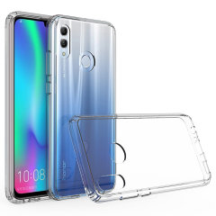 Custom moulded for the Huawei P Smart 2019, this crystal clear Olixar ExoShield tough case provides a slim fitting, stylish design and reinforced corner protection against shock damage, keeping your device looking great at all times.