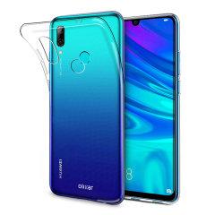 Fabricada a medida para el Huawei P Smart 2019, esta funda Olixar FlexiShield proporciona una protección duradera y de gran calidad contra golpes y marcas de uso.