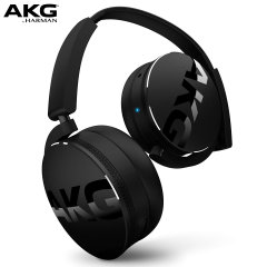 Experience AKG's signature sound, with these C50BT On-Ear Foldable Bluetooth Headphones. Featuring a long lasting battery life, these comfortable headphones allow you to enjoy your favourite music completely wirelessly.