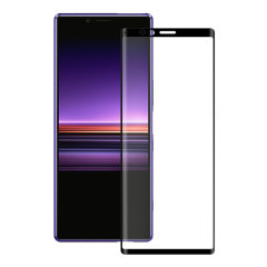 Introducing the ultimate in screen protection for the Sony Xperia 1 the 3D Glass by Eiger is made from premium real glass with rounded edging and anti-shatter film.