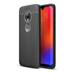 For a touch of premium, minimalist class, look no further than the Attache case from Olixar. Lending flexible, durable protection to your Motorola Moto G7 with a smooth, textured leather-style finish, this case is the last word is style and class.