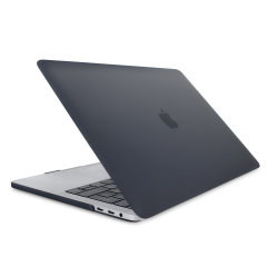 The ToughGuard Hard Case in black gives your MacBook Pro 13 2018 (A1989) with Touch Bar the protection it needs without adding any unnecessary bulk.