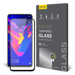 This ultra-thin tempered glass screen protector for the Huawei Honor View 20 from Olixar offers toughness, high visibility and sensitivity all in one package.