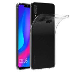 Aangepaste vormgegeven voor de Huawei P Smart 2019, biedt deze 100% heldere Ultra-Thin case van Olixar een slimme en duurzame bescherming tegen schade.