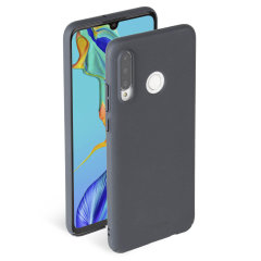 Krusell's Sandby in stone combines Nordic chic with Krusell's values of sustainable manufacturing for the socially-aware Huawei P30 Lite owner who wants an elegant lightweight case for Huawei P30 Lite