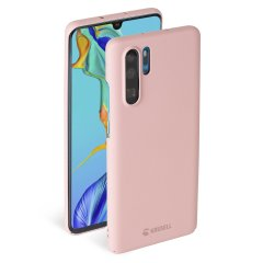 Krusell's Sandby in dusty pink combines Nordic chic with Krusell's values of sustainable manufacturing for the socially-aware Huawei P30 Pro owner who wants an elegant lightweight case for Huawei P30 Pro