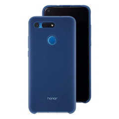 This official Huawei Silicone case for the Honor View 20 in blue offers excellent protection while maintaining your device's sleek, elegant lines. As an official product, it allows full access to buttons and ports.