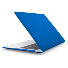 The ToughGuard Hard Case in blue gives your MacBook Air 2018 13 inch the protection it needs without adding any unnecessary bulk.
