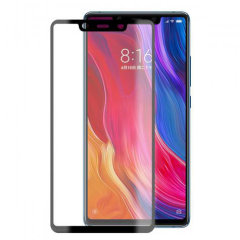 The KSIX 2.5D tempered glass screen protector for the Xiaomi Mi 8 SE, prevents scratches from damaging your phone. The glass is also 100% transparent allowing you to see your phone screen clearly without any difficulty.