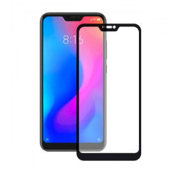 The KSIX 2.5D tempered glass screen protector for the Xiaomi Mi A2, prevents scratches from damaging your phone. The glass is also 100% transparent allowing you to see your phone screen clearly without any difficulty.
