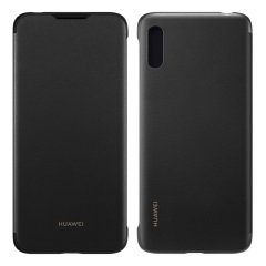 This official Huawei case for the Huawei Y6 2019 in Black offers excellent protection while maintaining your device's sleek, elegant lines. As an official product, it is designed specifically for the Huawei Y6 and allows full access to buttons and ports.