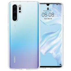 Esta funda oficial de Huawei para el Huawei P30 Pro ofrece una protección excelente manteniendo el formato elegante del smartphone.